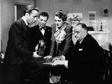 The Maltese Falcon, 1941 Fotografisk tryk