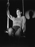 Johnny Weissmuller, 1933 Photographic Print