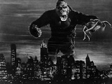 King Kong 1933 Papier Photo
