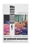 Of Human Bondage, 1964 Giclee Print