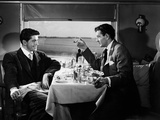 Strangers on a Train, 1951 Photographic Print