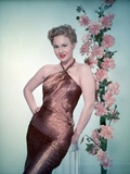 Virginia Mayo Photographic Print