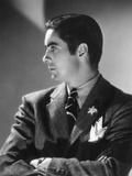Tyrone Power, 1936 Fotografisk tryk