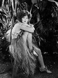 Hula, 1927 Fotografisk tryk
