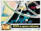 2001: A Space Odyssey, 1968 Giclee Print