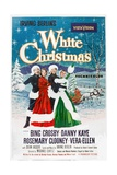 White Christmas, 1954 ジクレープリント