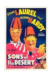 Sons of the Desert, 1933 Giclee Print