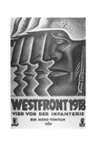 Westfront, 1918 Giclee Print