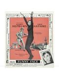 Funny Face, 1957 Digitálně vytištěná reprodukce