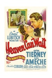 Heaven Can Wait, 1943 Giclee Print