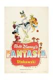 Fantasia 1940 Giclee Print