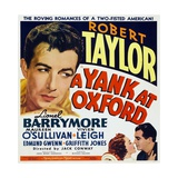 A Yank at Oxford, 1938 Giclee Print