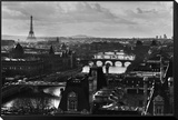 Paris Reproduction montée et encadrée par Peter Turnley