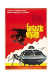 Fantastic Voyage 1966 Giclee Print