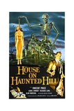 House on Haunted Hill, 1959 Giclee Print