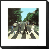 The Beatles - Abbey Road Framed Print Mount