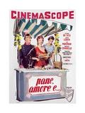 Scandal in Sorrento, 1955 Impression giclée