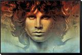 Aura von Jim Morrison Framed Print Mount