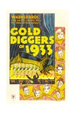 Gold Diggers of 1933 Giclee Print