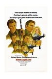 Where Eagles Dare, 1968 Giclee Print