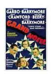 Grand Hotel 1932 Giclee Print