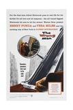The Wrong Man, 1956 Digitálně vytištěná reprodukce