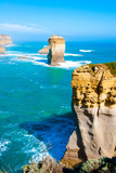 The Twelve Apostles by the Great Ocean Road in Victoria, Australia Photographic Print by  StanciuC