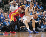Houston Rockets v Dallas Mavericks - Game Four Fotografía por Danny Bollinger