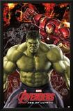 Avengers: Age Of Ultron - Hulk Print