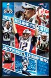 Super Bowl XLIX - Celebration Posters