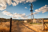 Desert Windmill Photographic Print by  dan-edwards