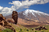 Pico Del Teide, Tenerife, Spain's Highest Mountain Posters by  balaikin2009