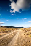Karoo Desert Gravel Road Photographic Print by  dan-edwards