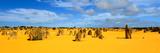 Pinnacles Desert, Australia Papier Photo par  demerzel21