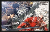Attack On Titan - Battle Prints