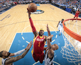 Houston Rockets v Dallas Mavericks - Game Four Photo af Glenn James