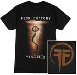 Fear Factory - Obsolete T-shirts
