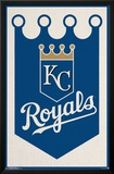 Kansas City Royals - Logo Posters