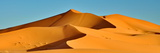 Merzouga Desert in Morocco Photographic Print by  anderm