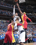 Houston Rockets v Dallas Mavericks - Game Three Photo af Glenn James