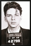 Frank Sinatra - Mugshot Prints