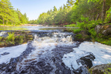 Forest Waterfall Photographic Print by Vadim Petrov
