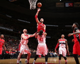 Toronto Raptors v Washington Wizards - Game Four Photo by Ned Dishman