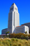 LA City Hall Photographic Print by  photojohn830
