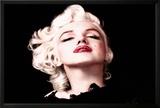 Marilyn Monroe - Eyes Shut Print