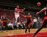 Toronto Raptors v Washington Wizards- Game Three Foto af Ned Dishman