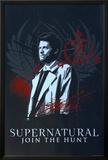 Supernatural - Red Castiel Posters