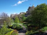 Princes Street Gardens, Edinburgh, Scotland Posters by  clivewa
