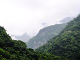 Taiwan Tropical Mountainscape Photographic Print by  janniswerner