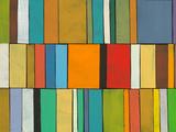 A Painted Collage Láminas por  clivewa